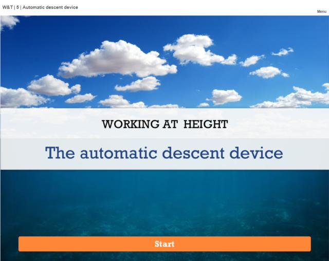 WT5_ Automatic descent device